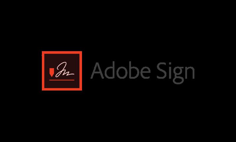 Adobe Sign eSignature Certified Sales Technology Logo