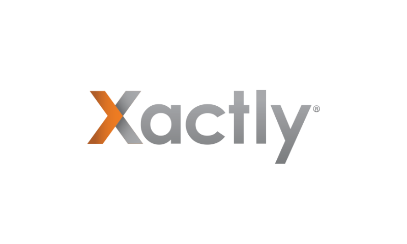 Xactly Sales Performance Management Sales Compensation Certified Sales Technology Solution Logo