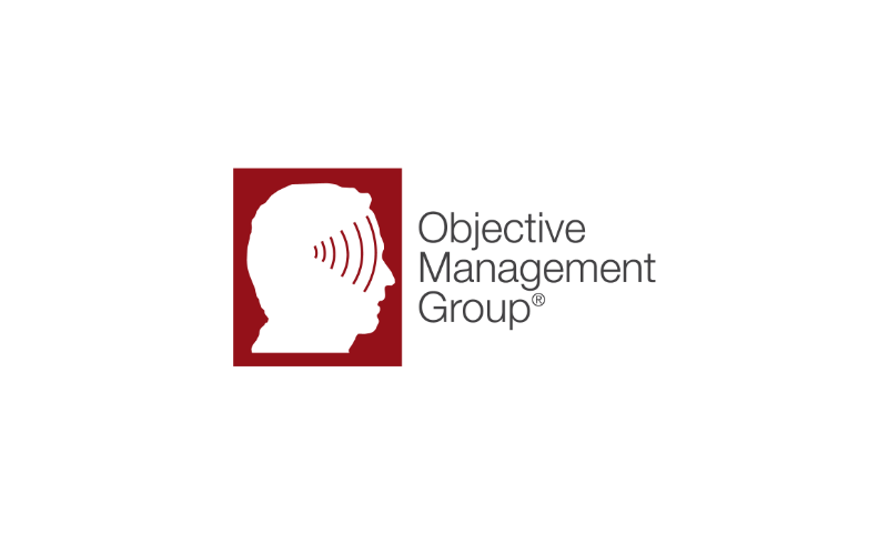 Objective Management Group Sales Assessments Certified Sales Technology Logo