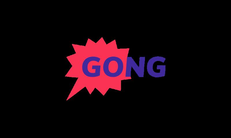 Gong Conversation Intelligence Certified Sales Technology Logo