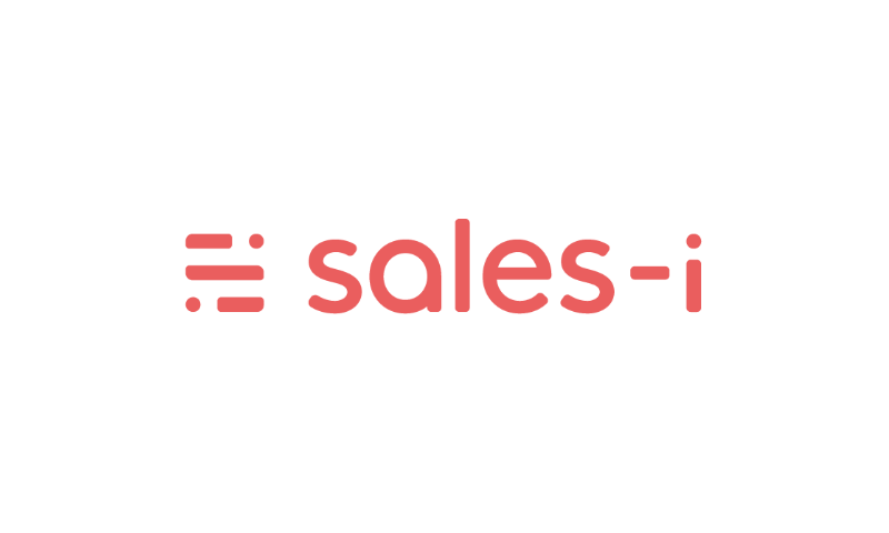 Sales-i Certified Distribution and Manufacturing Sales Technology Solution Logo