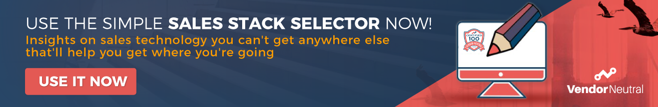 Use The Simple Sales Stack Selector