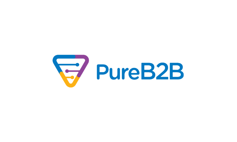 PureB2B Certified Lead Engagement Sales Technology Solution Logo