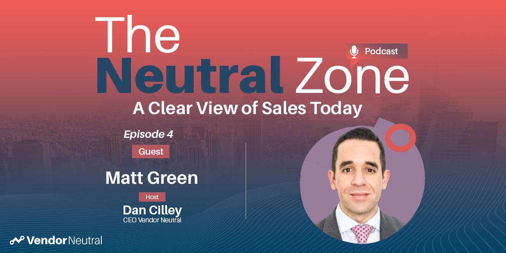 Clear View Podcast Episode 4 Matt Green