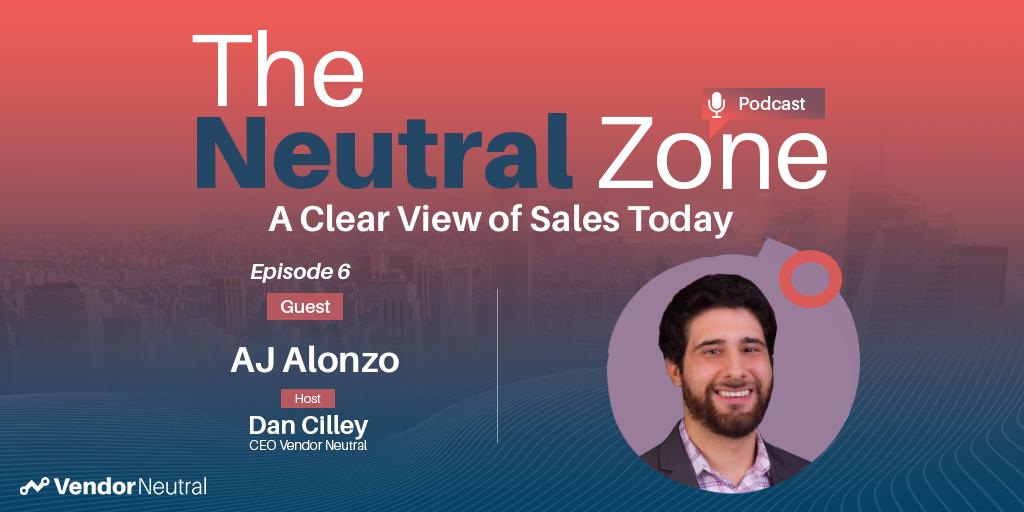 Clear View of Sales Episode 6 AJ Alonzo