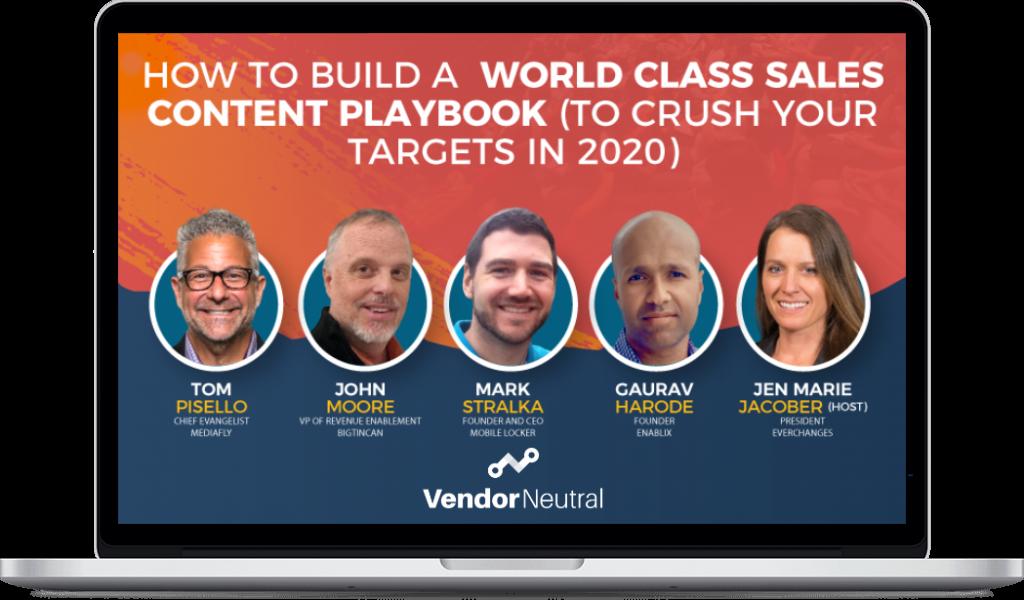 How to Build World Class Webinar Macbook Image