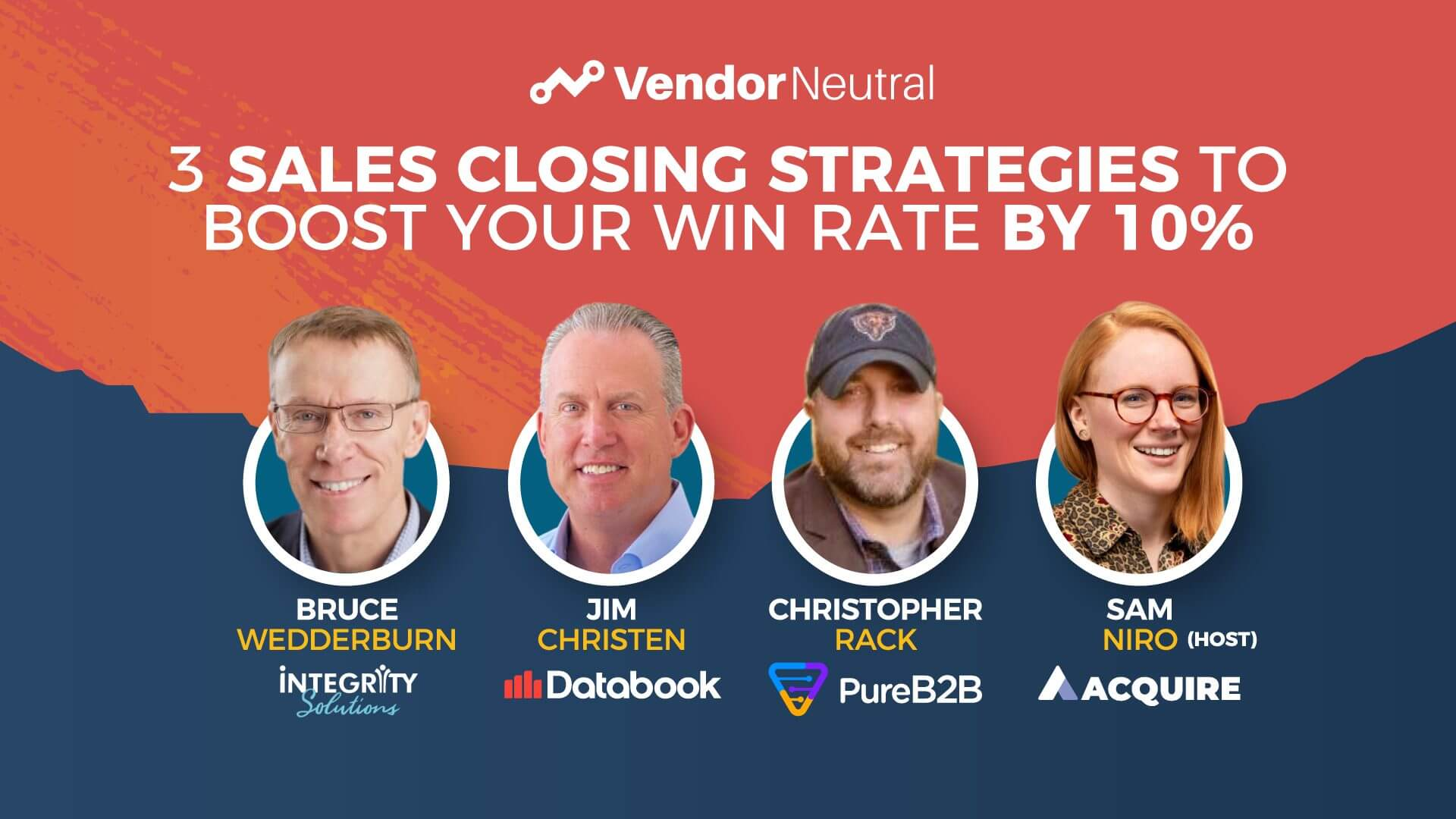 3 Sales Closing Strategies Webinar