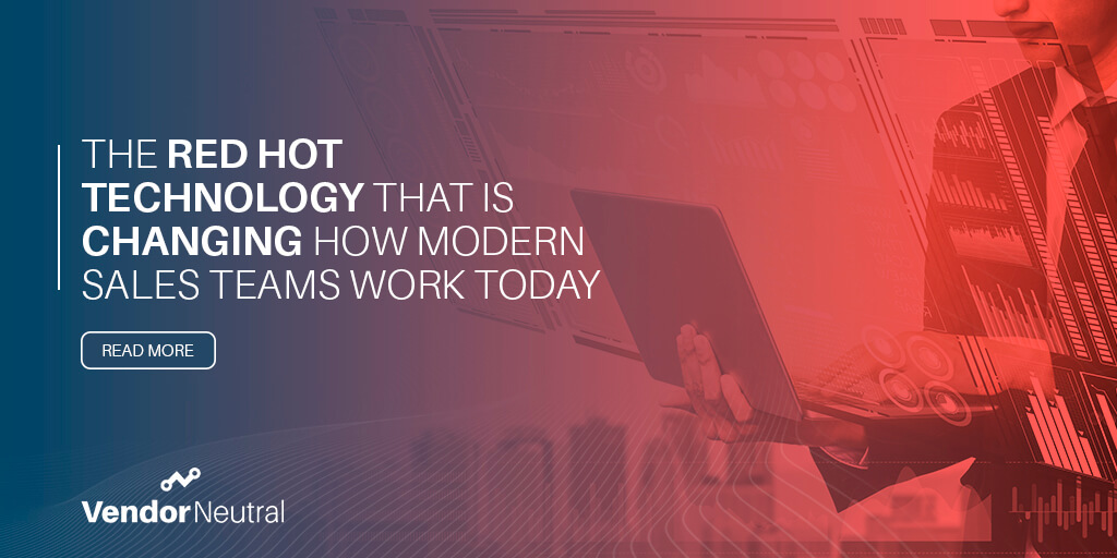 The Red Hot Technology That Is Changing How Modern Teams Work Today