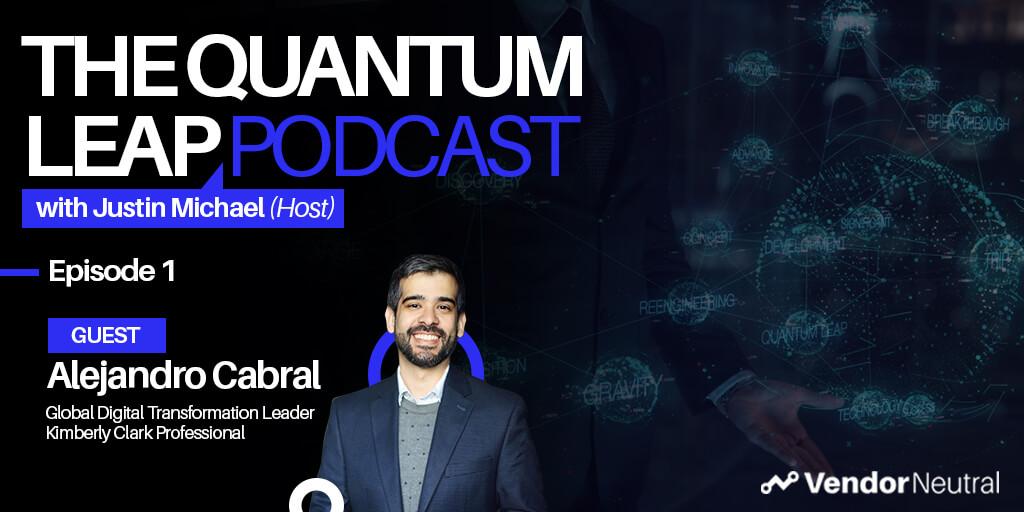 Quantum Leap Episode 1: Alejandro Cabral