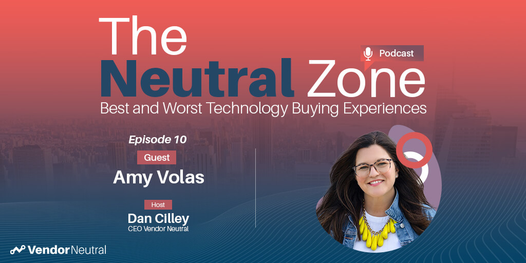 Clear View of Sales Episode 10 with Amy Volas