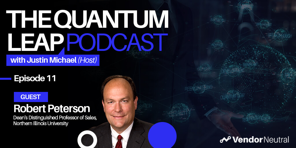 Quantum Leap Podcast: The Future of Sales Technology Episode 11