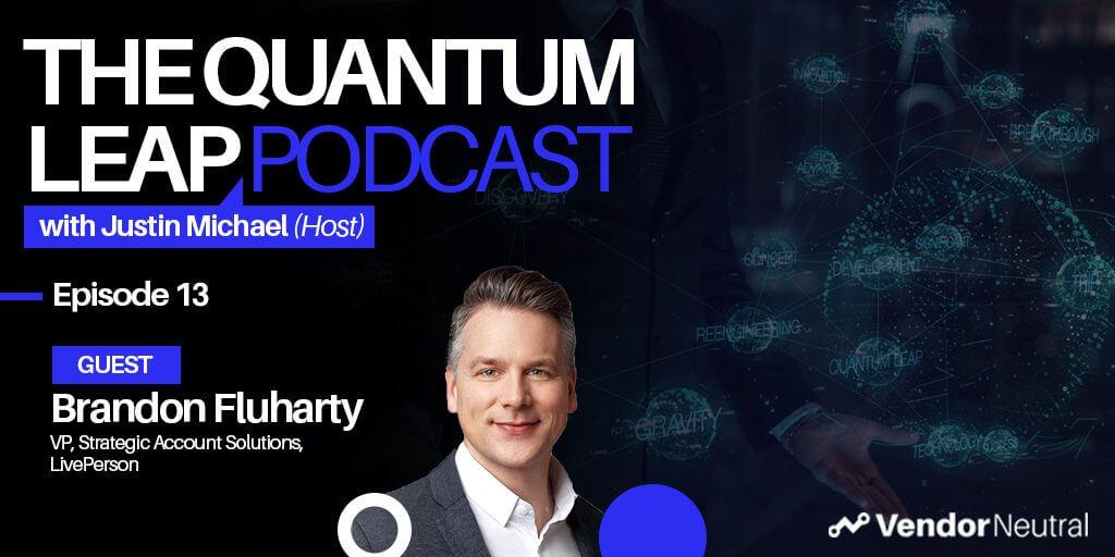 Quantum Leap 13: 3 Ways Sales Technology will Shape the Future of Strategic Selling & Enterprise Sales