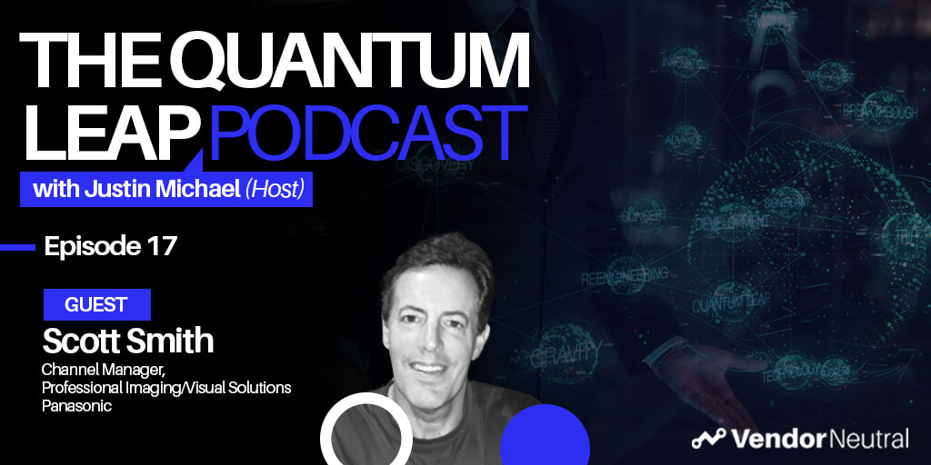 Quantum Leap Podcast: Leveraging Sales Technology in Enterprise Channel Sales | Start by identifying the problems you're trying to solve