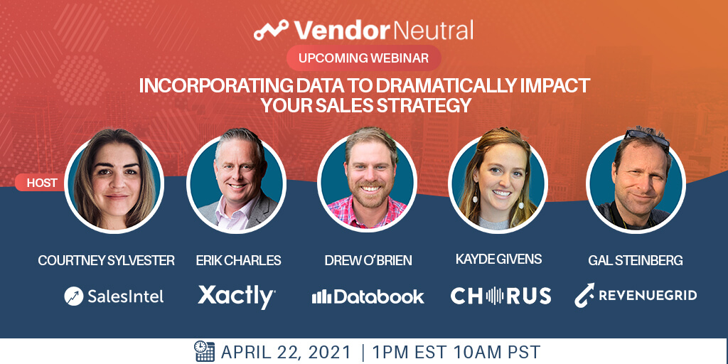 Incorporating Data to Dramatically Impact Your Sales Strategy