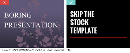Buyer Engagement Skip the Template Image