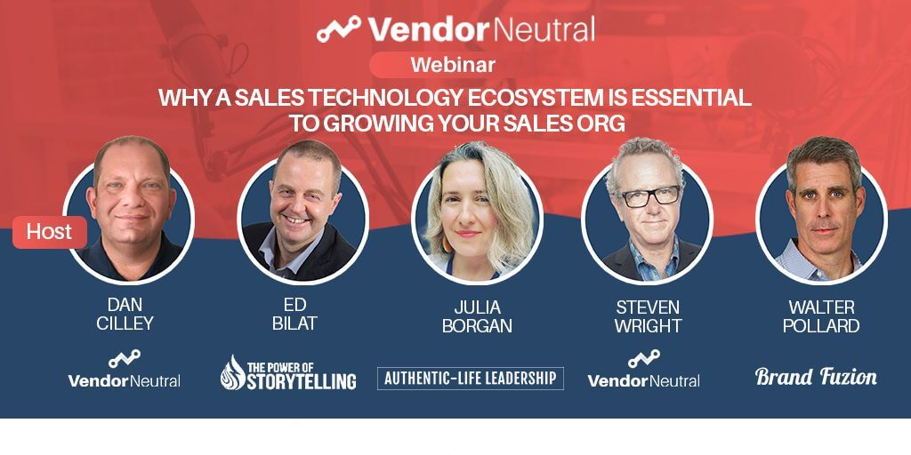 Sales Technology Ecosystem Drive Growth for Your Sales Org