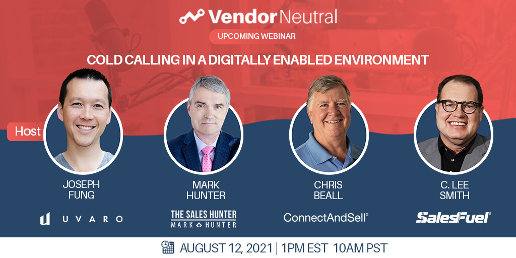 Cold calling in a Digitally Enabled Environment