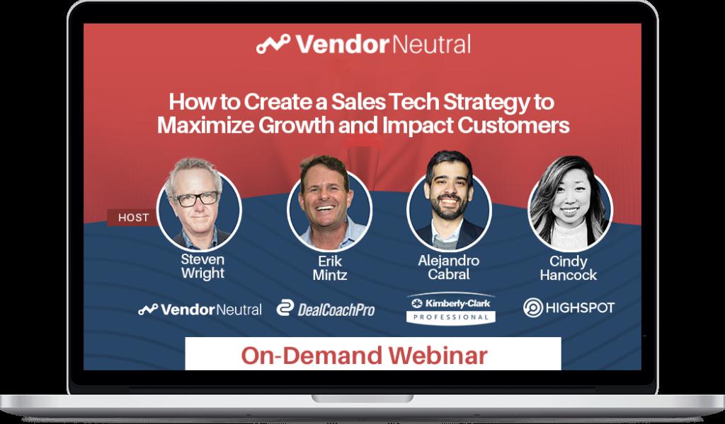 Sales Technology Strategy
