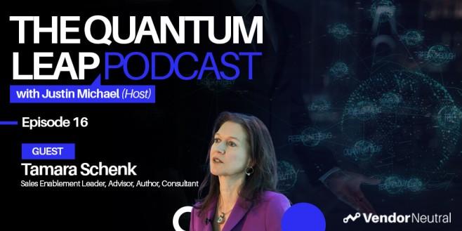Sales Technology Implementation and Sales Enablement Quantum Leap Podcast