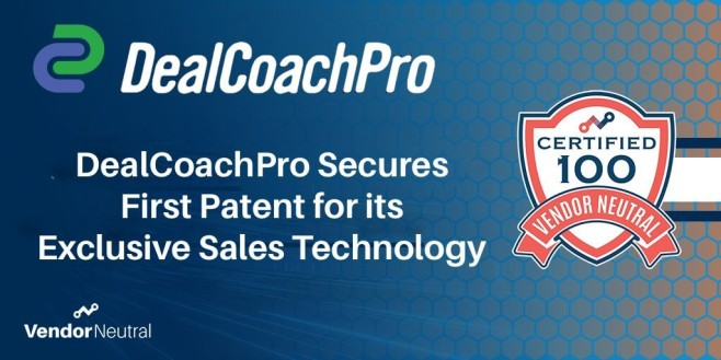 DealCoachPro Secures Patent for Sales Technology Press Release