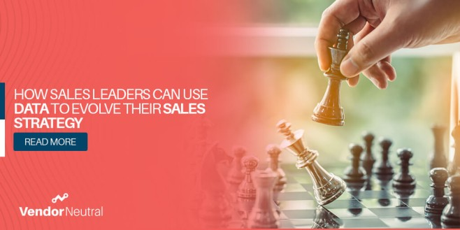 4 Ways Data Can Improve Your Sales Strategy Title and Chess Board