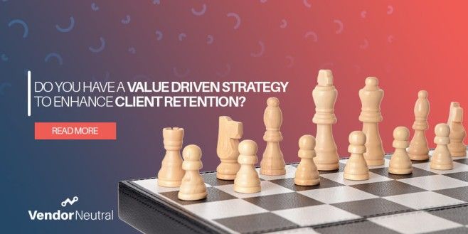 Value Driven Strategy Client Retention Chess Board Blog Feature Image