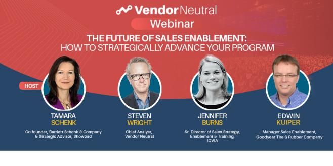 Future of Sales Enablement Panelist Image