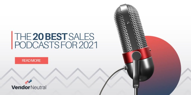 Best Sales Podcasts of 2021