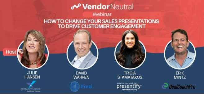 Sales Presentations to Drive Customer Engagement