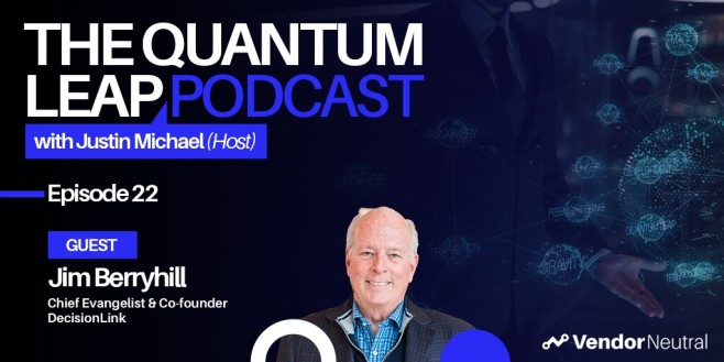 Quantum Leap Podcast with Jim Berryhill Customer Value Management