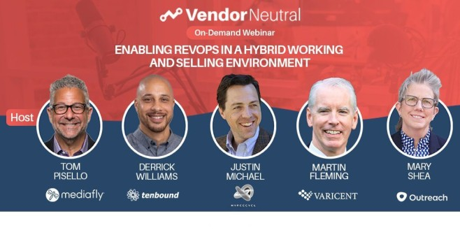 Enabling Revenue Operations in a Hybrid Working And Selling Environment