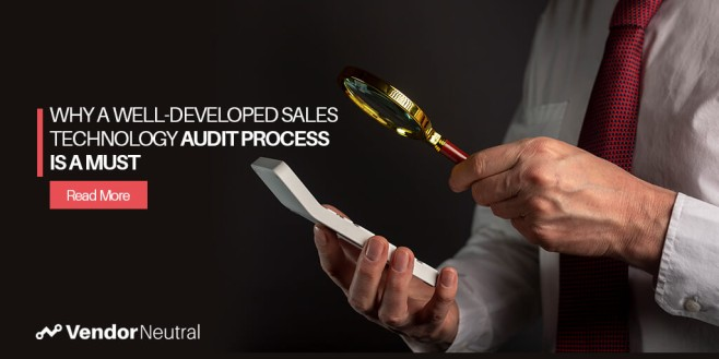 Drive Growth with a Sales Technology Audit Process
