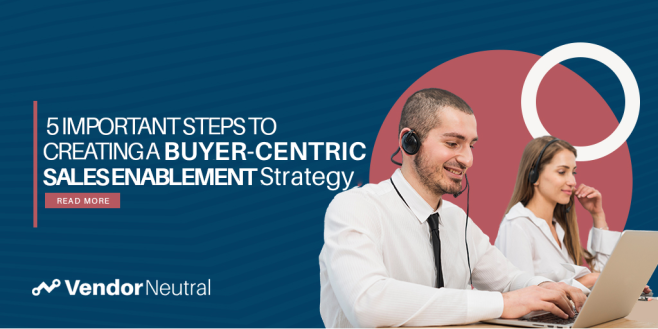 Successful, Sustainable Buyer-Centric Sales Enablement Strategy