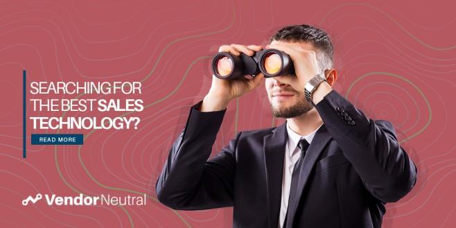 Create a Sales Technology Digital Strategy before Choosing