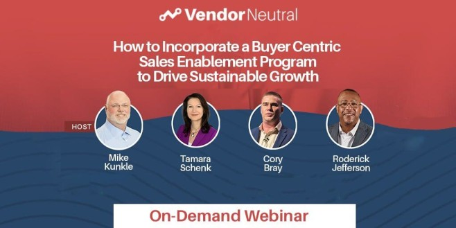 How To Incorporate A Buyer-Centric Sales Enablement Strategy To Drive Sustainable Growth