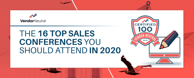 The 16 Top Sales Conferences You Should Attend in 2020 (MANY EVENTS HAVE BEEN CHANGED OR CANCELLED)