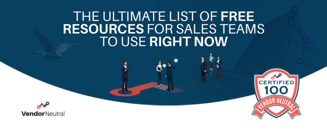 The Ultimate List of Free Resources for Sales Teams to Use Right Now