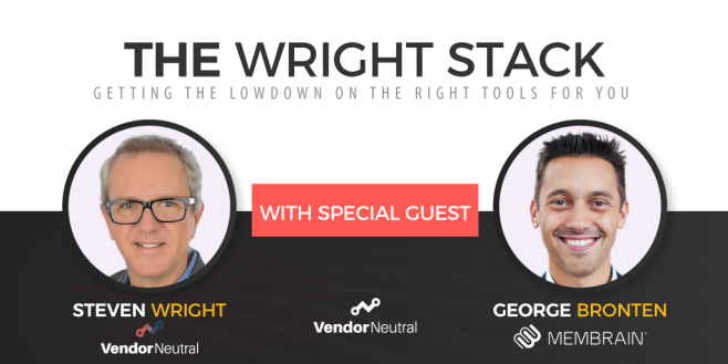 Wright Stack with Membrain