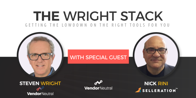 Wright Stack with Selleration