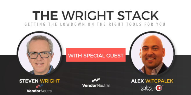 Sales-i Sales Performance Software Wright Stack Interview