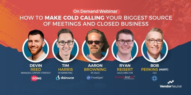 How to Make Cold Calling Webinar
