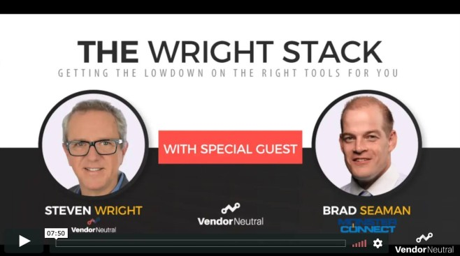 Wright Stack with MonsterConnect