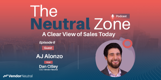 Clear View of Sales Episode 6 AJ Alonzo