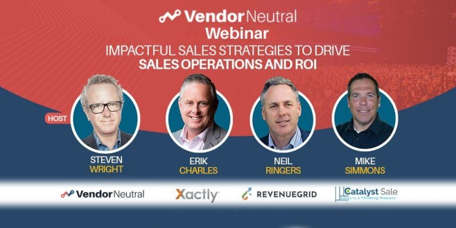 Impactful Sales Strategy Webinar Cover