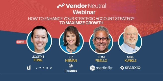 Enhance Strategic Account Management Webinar