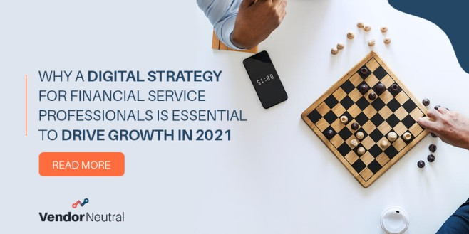 Digital Strategy Financial Professionals 2021 Feature Image