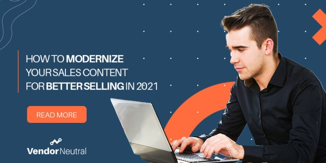 Modernize Sales Content for Todays Buyers