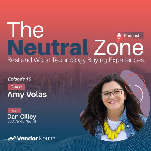Clear View of Sales Episode 10: Amy Volas