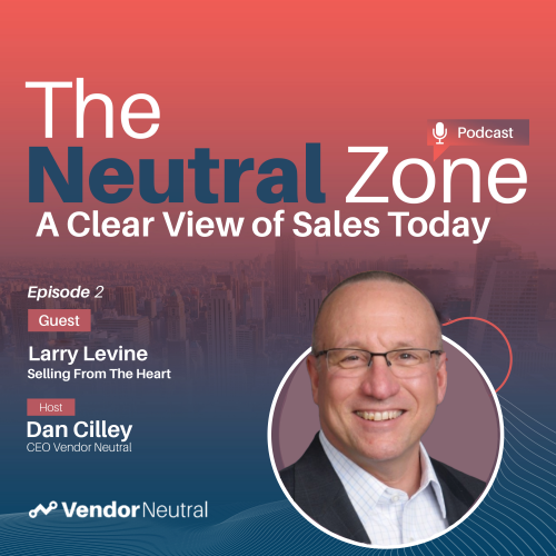 Clear View of Sales Episode 2 Larry Levine