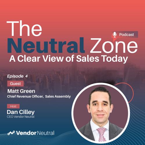 Clear View of Sales Episode 4 Matt Green